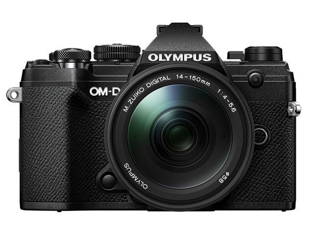 画像1: オリンパスは「OM-D E-M5 Mark Ⅲ」を発表。発売は11月下旬、ボディ市場想定価格は税別15万円前後。