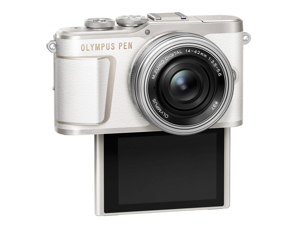画像8: 手軽なミラーレス「PEN E-PL10」も同時発表!