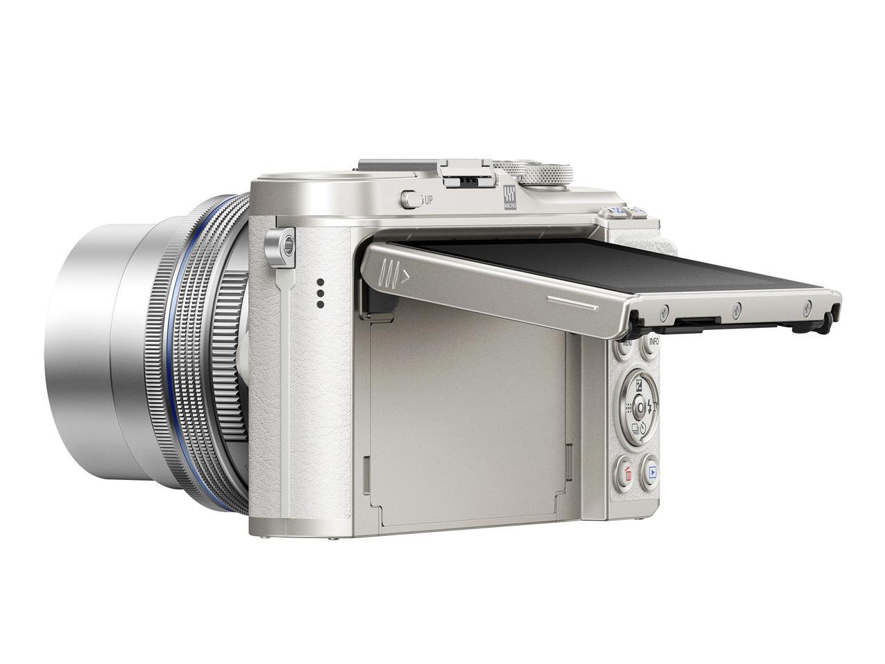 画像7: 手軽なミラーレス「PEN E-PL10」も同時発表!
