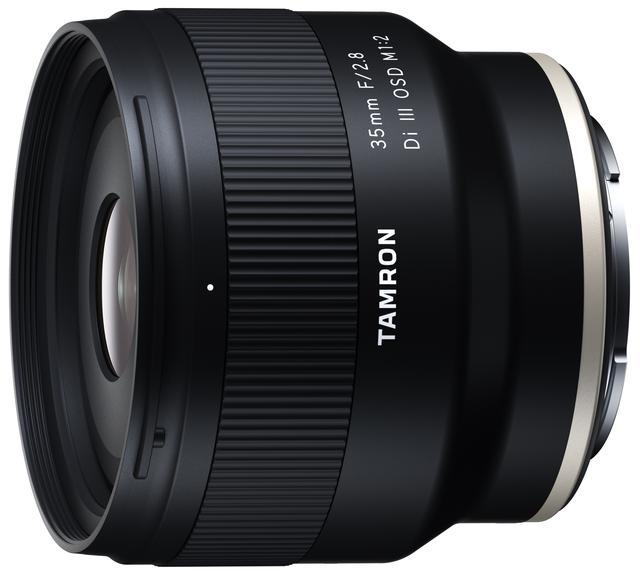 画像: 35mm F/2.8 Di III OSD M1:2(Model F053)