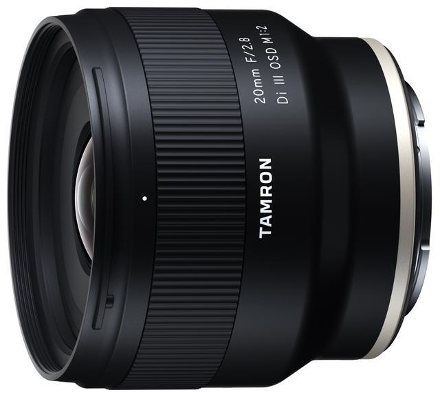 画像: 20mm F/2.8 Di III OSD M1:2(Model F050)