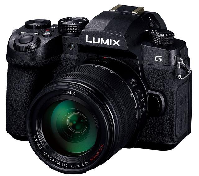 画像: パナソニック LUMIX DC-G99Hと、キットレンズのLUMIX G VARIO 14-140mm F3.5-5.6 II