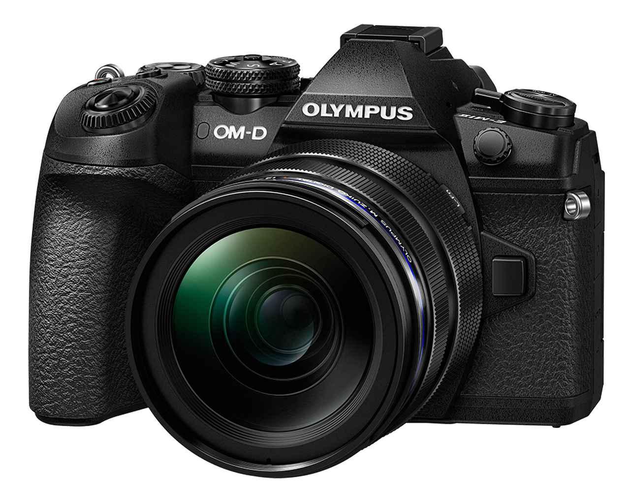 画像: オリンパス OM-D E-M1 Mark IIと、キットレンズのM.ZUIKO ED 12-40mm F2.8 PRO
