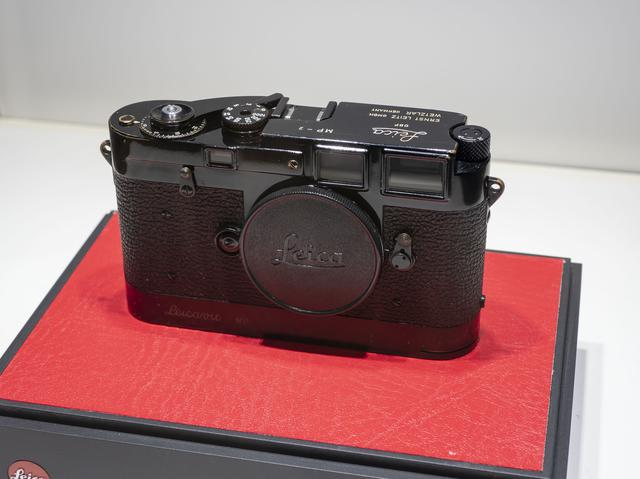 画像1: 「Leica MP black paint no.2」
