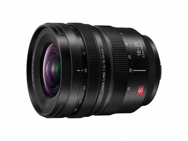 画像1: LUMIX Sシリーズ用交換レンズ2本発表! 超広角ズーム LUMIX S PRO 16-35mm F4 & 望遠ズーム LUMIX S PRO 70-200mm F2.8 O.I.S