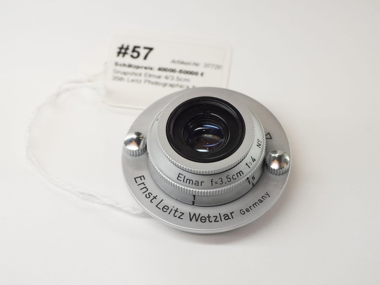 画像: 「Snapshot Elmar 4/3.5cm」
