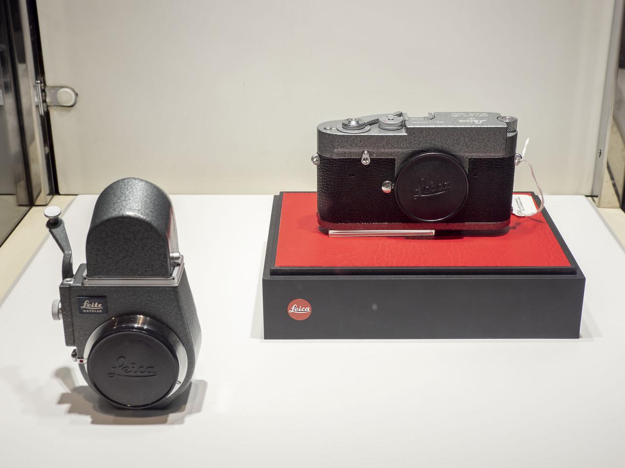 画像: 「Leica MD Gray Hammertone」