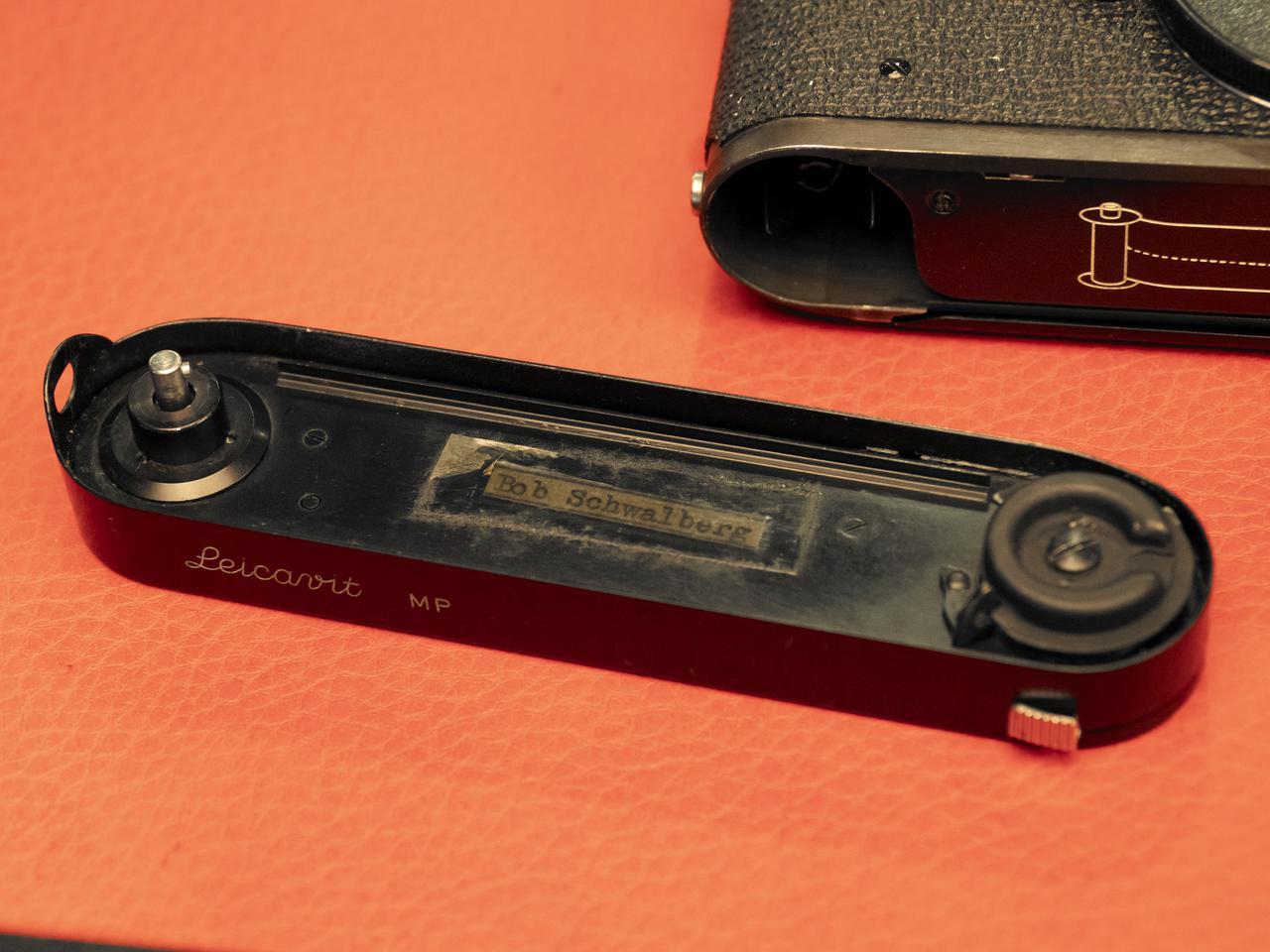 画像2: 「Leica MP black paint no.2」