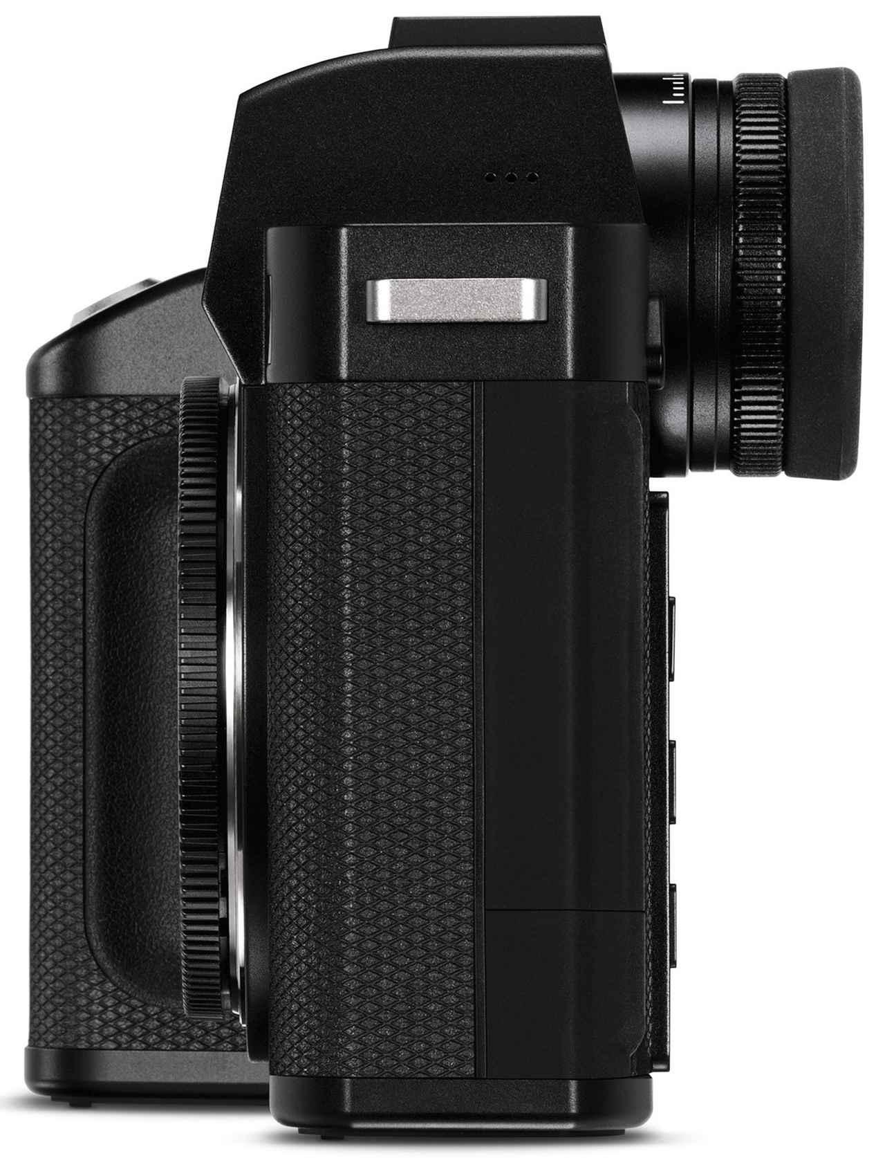 画像5: 47MPセンサー&576万ドット高精細EVF搭載 フルサイズミラーレス、ライカSL2