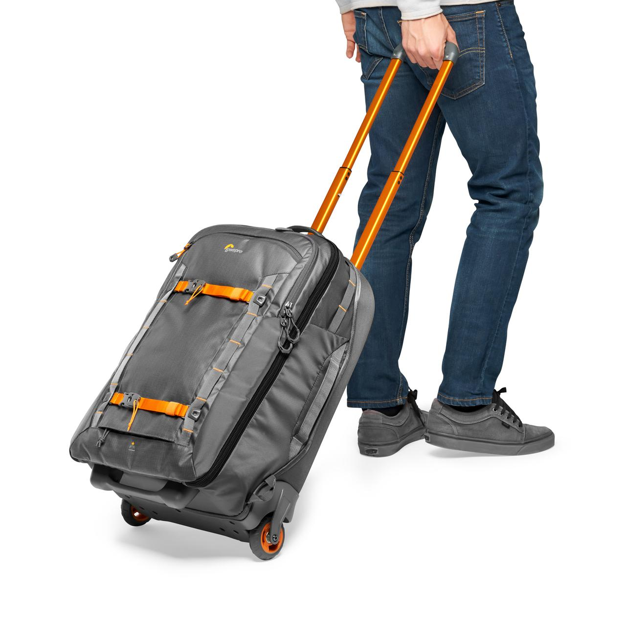 画像2: プロフォトグラファー向けバッグ。機内持ち込み可能サイズで便利!