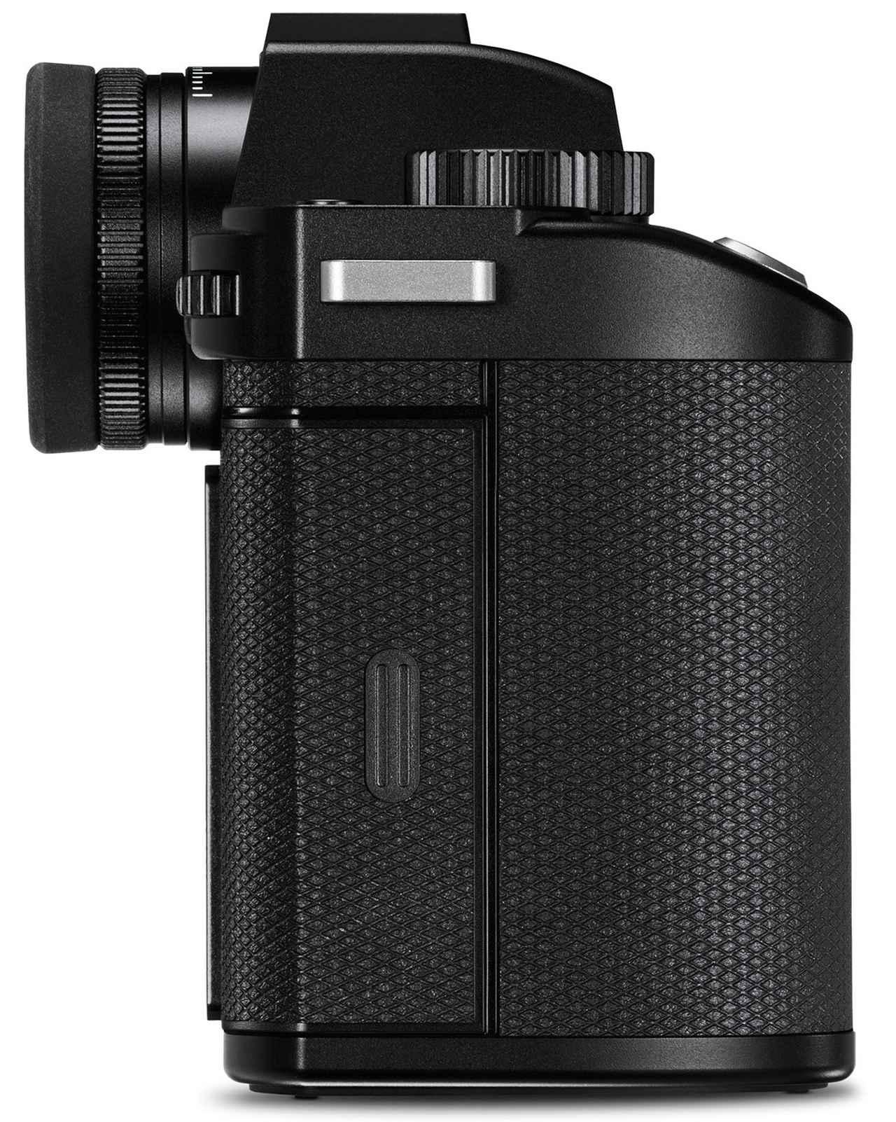 画像4: 47MPセンサー&576万ドット高精細EVF搭載 フルサイズミラーレス、ライカSL2