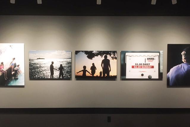 画像: 内田ユキオ写真展『青い影』は、本日14日より2週間にわたり、富士イメージングプラザ東京にて開催されます。