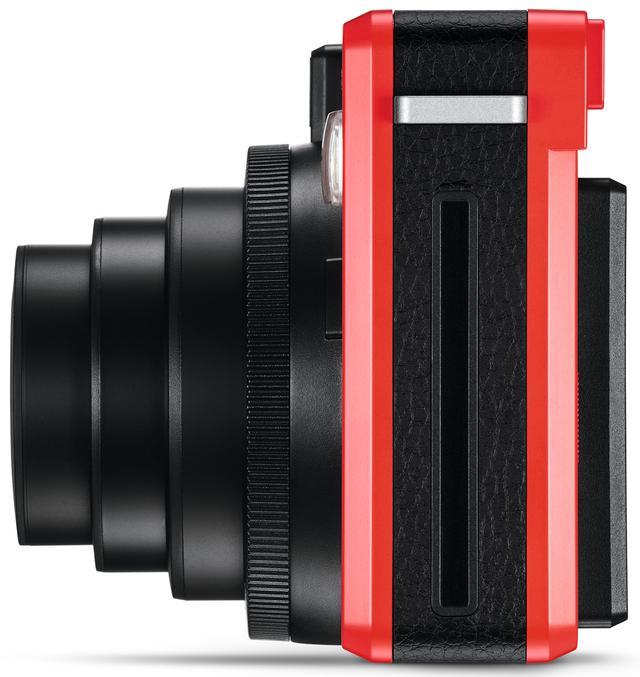 画像3: ライカのインスタントカメラに新色が追加 ライカ ゾフォート レッド