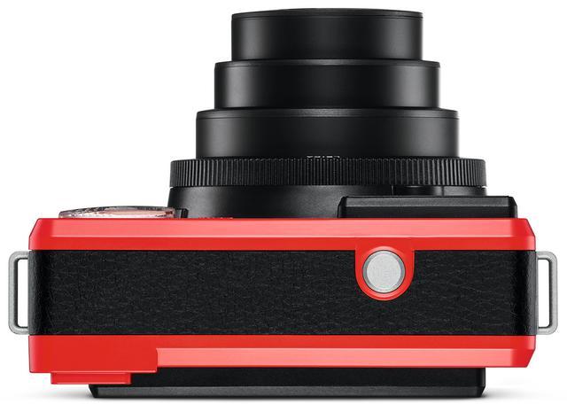 画像2: ライカのインスタントカメラに新色が追加 ライカ ゾフォート レッド