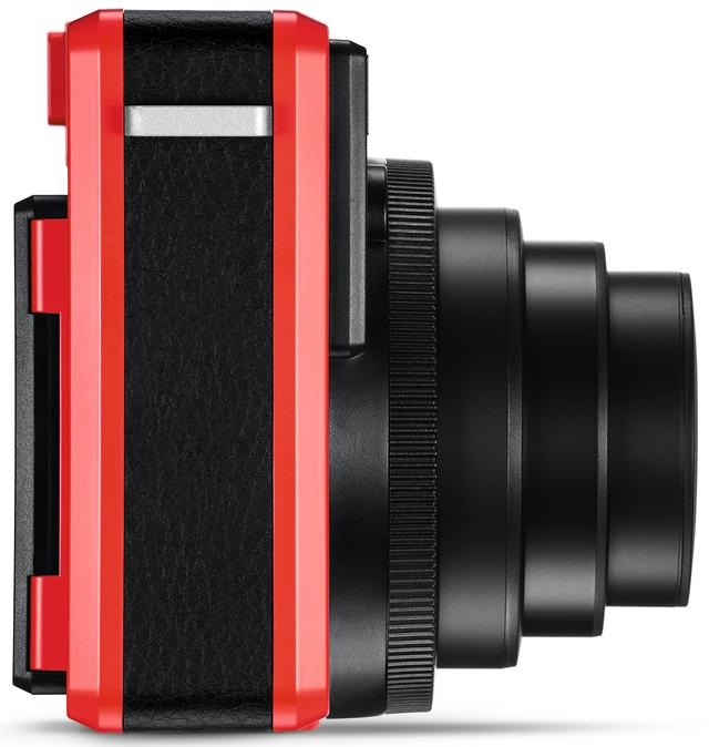 画像4: ライカのインスタントカメラに新色が追加 ライカ ゾフォート レッド