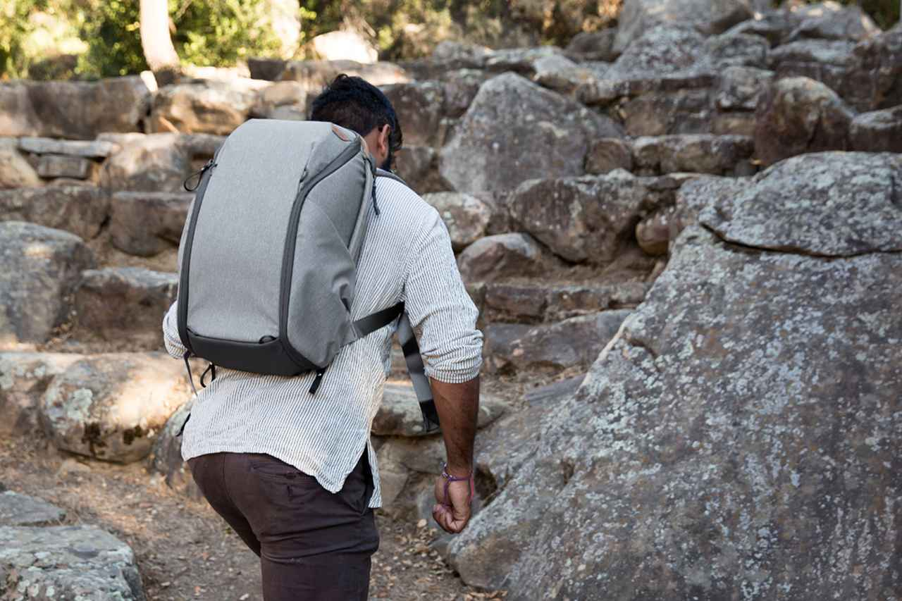 画像1: Everyday Backpack Zip