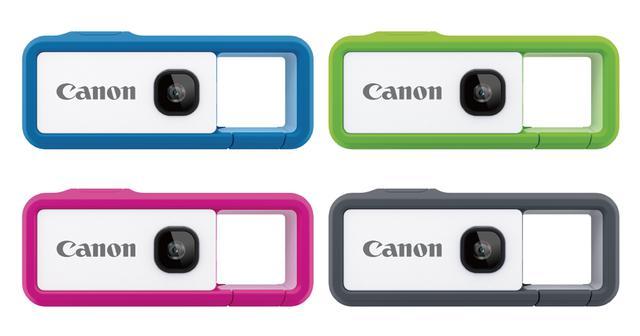 """画像: 新しい撮影スタイルを提案する新コンセプトカメラ""""iNSPiC REC""""を発売"""
