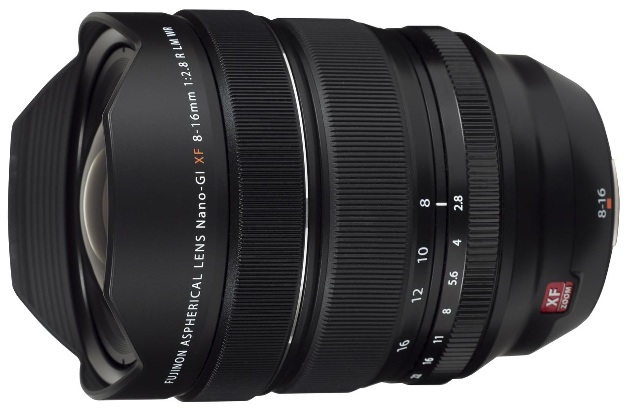 画像: XF8-16mm F2.8 R LM WR