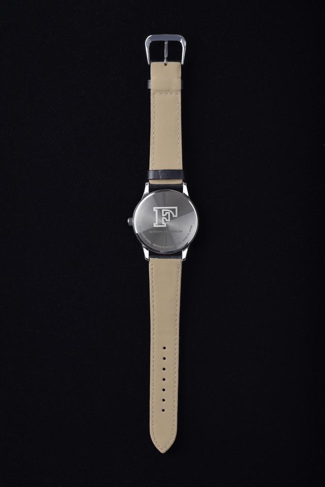 画像6: ニコン F 発売 60 周年記念「ニコン F ウォッチ」 ニコンミュージアムでのみ購入可能も完売!