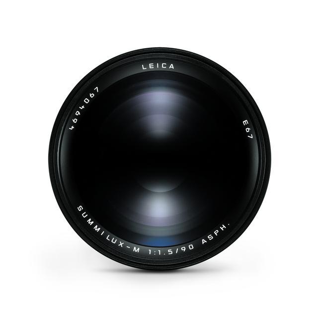 画像2: ライカカメラ社は「ライカ ズミルックスM f1.5/90mm ASPH.」を発表。発売は12月21日予定。税別価格は150万円。