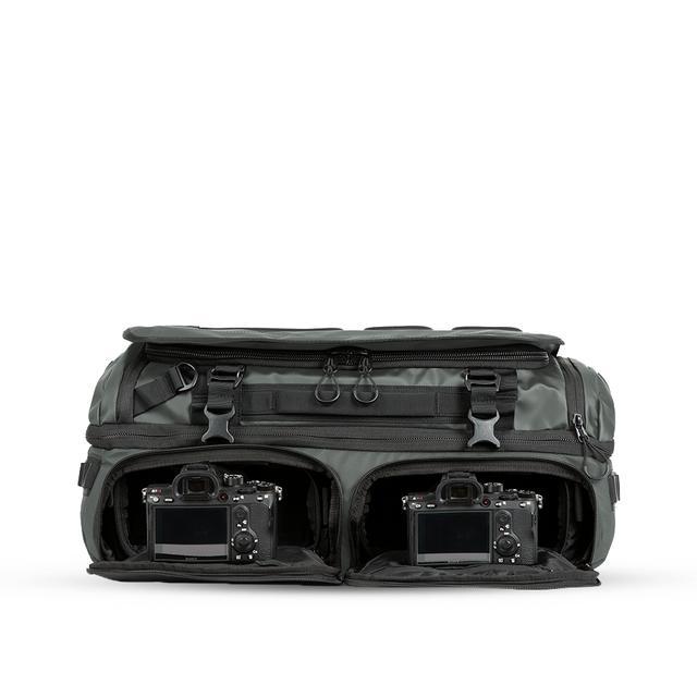 画像2: 銀一はカメラバッグ「WANDRD(ワンダード)」ブランド「へクサードアクセルダッフル」新カラー2種類を発表。発売は12月23日(月)。