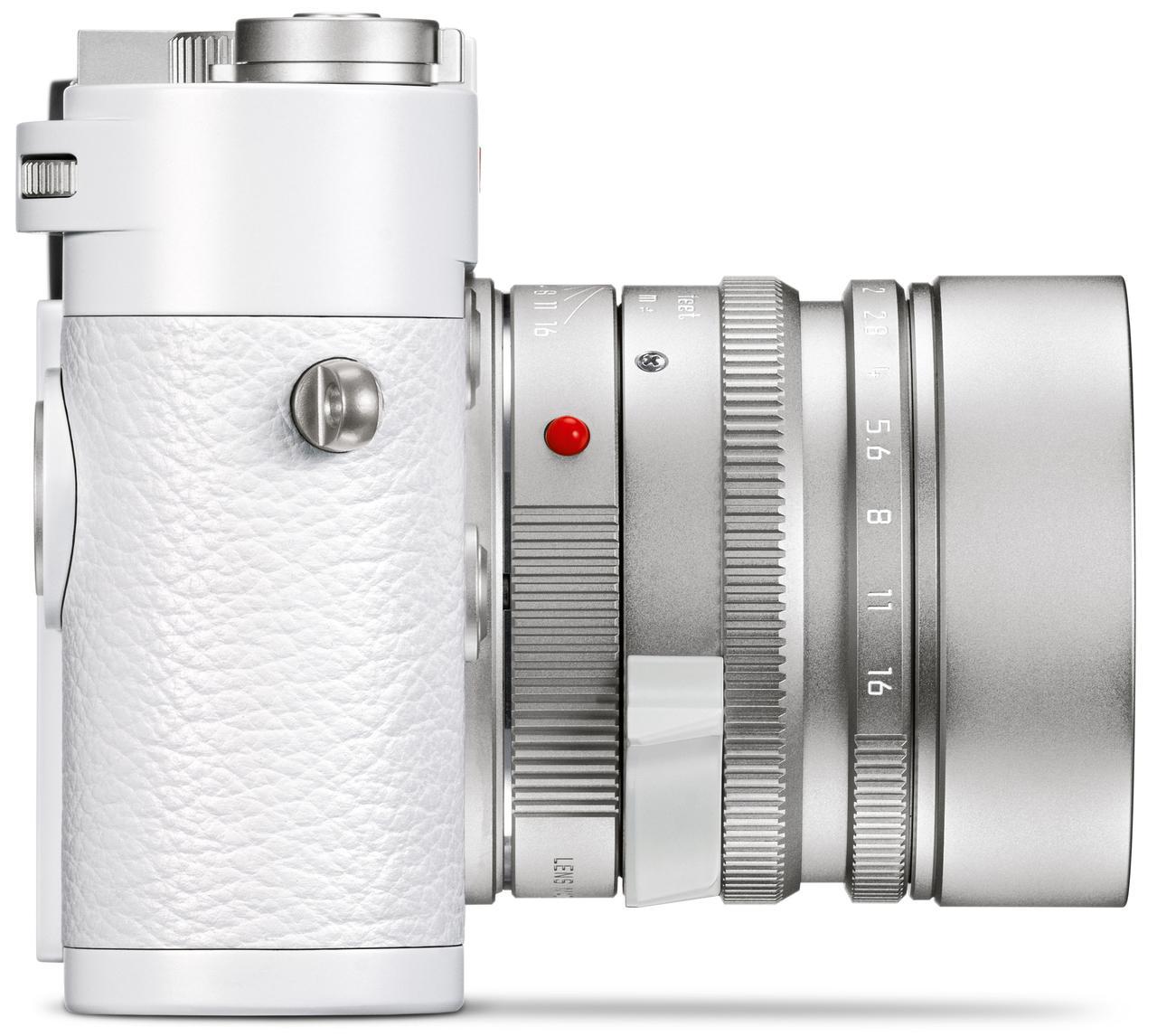 """画像2: ライカM10-Pの特別限定モデルを2機種発売 ライカM10–P """"White""""、ライカM10-P """"Ghost"""" Edition for HODINKEE"""