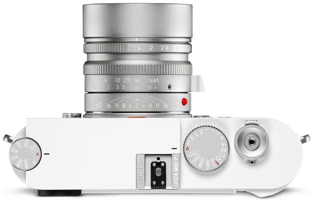 """画像3: ライカM10–P """"White"""""""