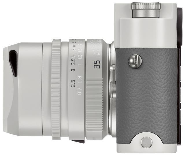 """画像3: ライカM10-Pの特別限定モデルを2機種発売 ライカM10–P """"White""""、ライカM10-P """"Ghost"""" Edition for HODINKEE"""
