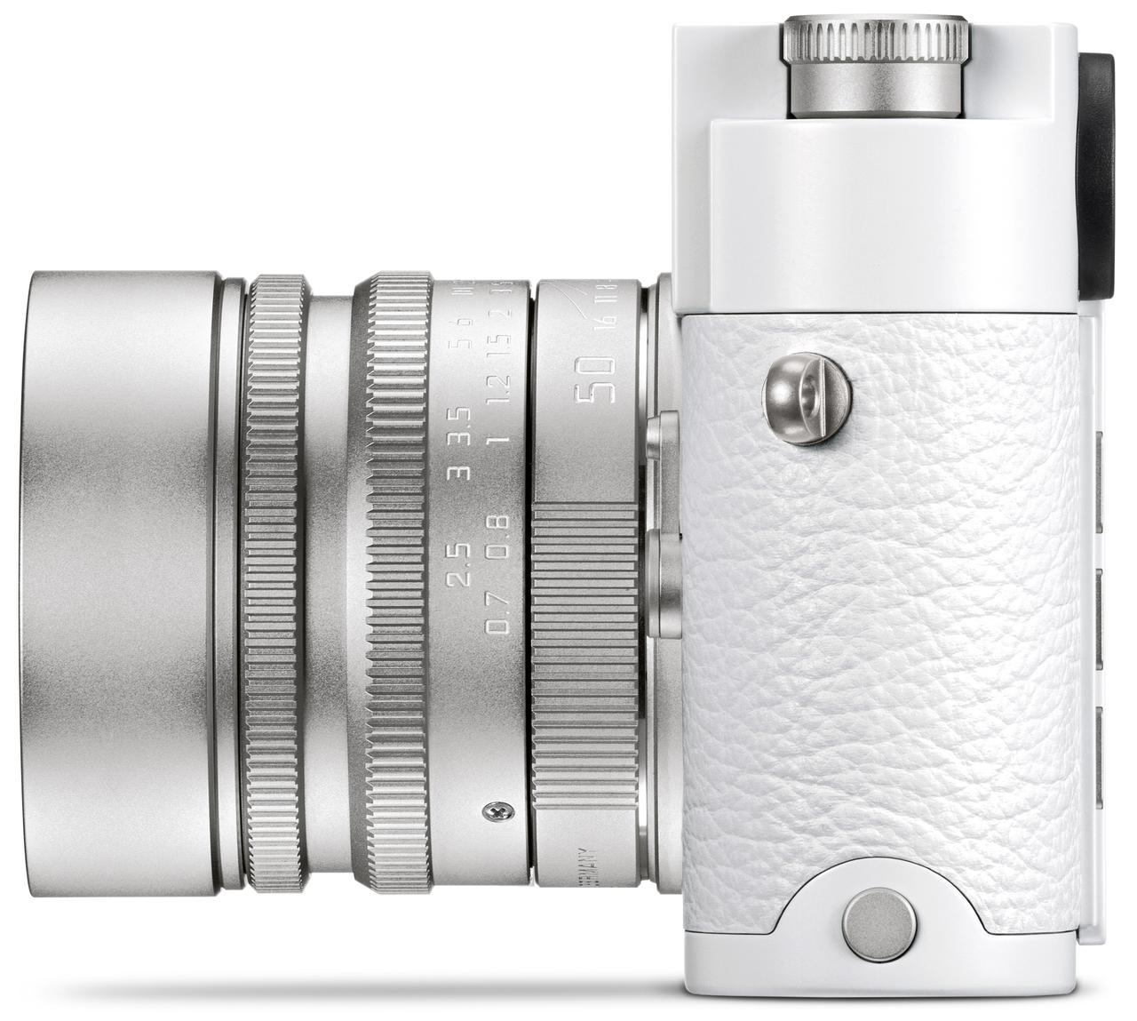 """画像1: ライカM10-Pの特別限定モデルを2機種発売 ライカM10–P """"White""""、ライカM10-P """"Ghost"""" Edition for HODINKEE"""