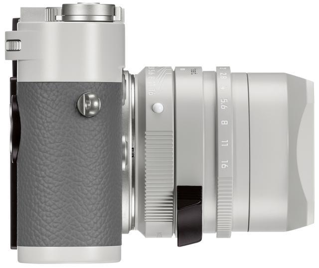 """画像4: ライカM10-Pの特別限定モデルを2機種発売 ライカM10–P """"White""""、ライカM10-P """"Ghost"""" Edition for HODINKEE"""