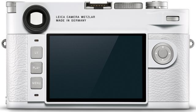 """画像2: ライカM10–P """"White"""""""