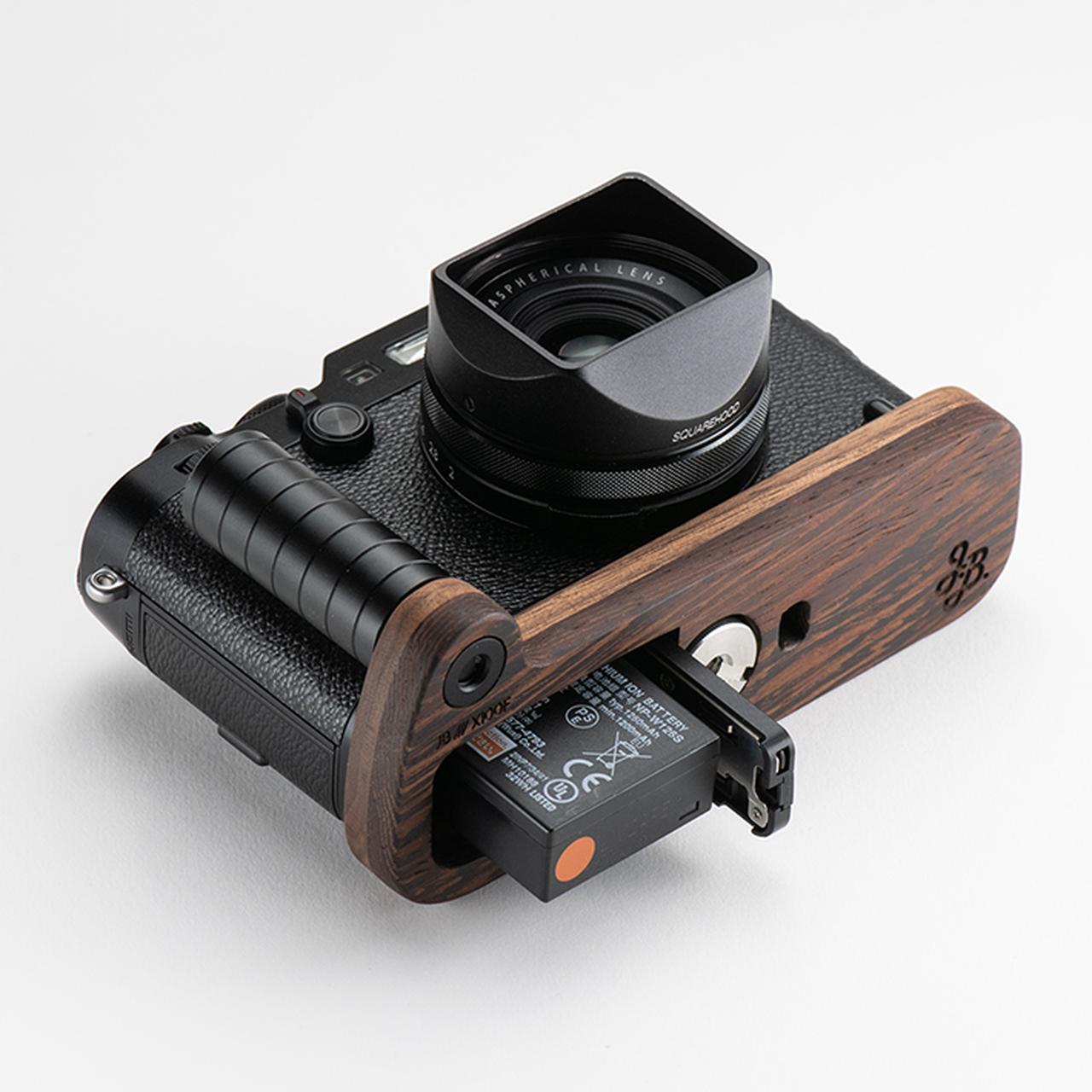 画像3: <グリップ付き>カメラベースV2.0|8モデル