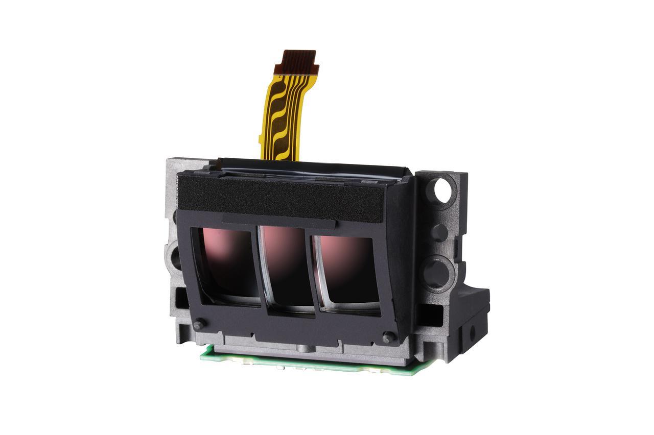 画像: 新開発 光学ファインダー撮影用 正方画素AFセンサーモジュール