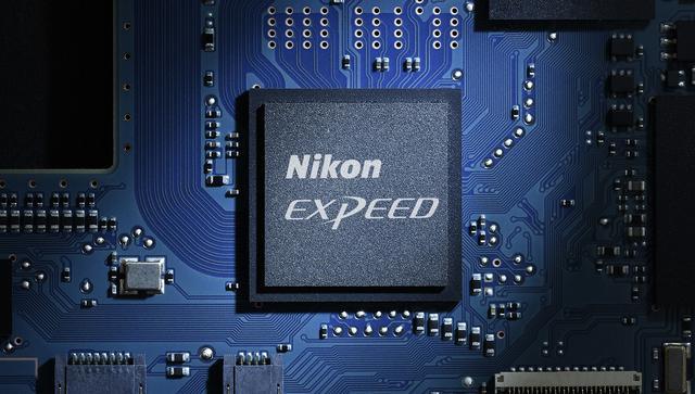 画像: 画像処理エンジンは最新のEXPEED 6