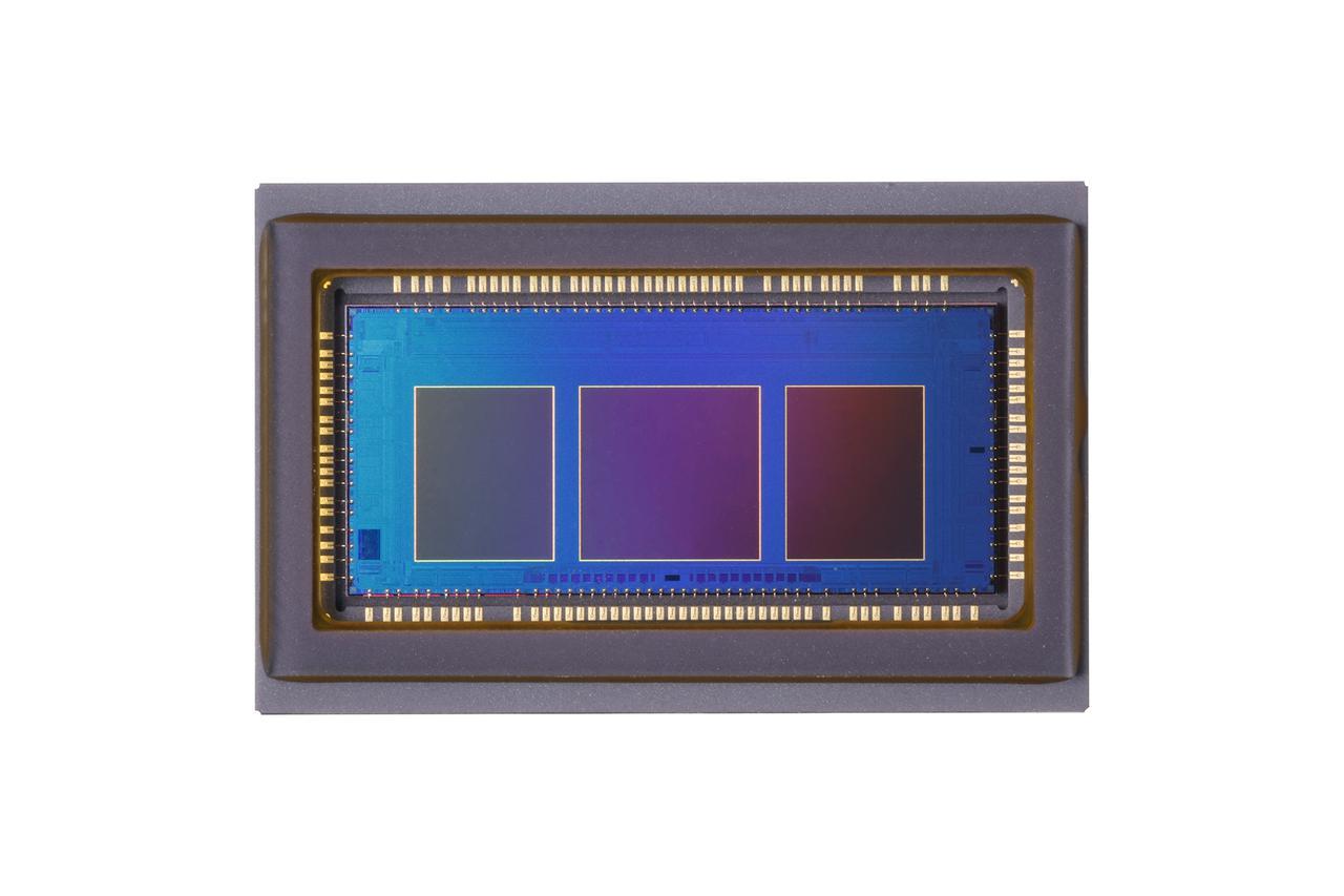 画像: 新開発 光学ファインダー撮影用 正方画素AFセンサー