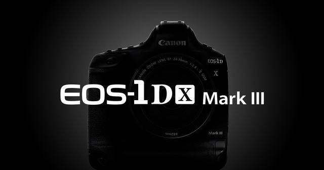 画像1: [Canon]EOS-1D X Mark III スペシャルサイト