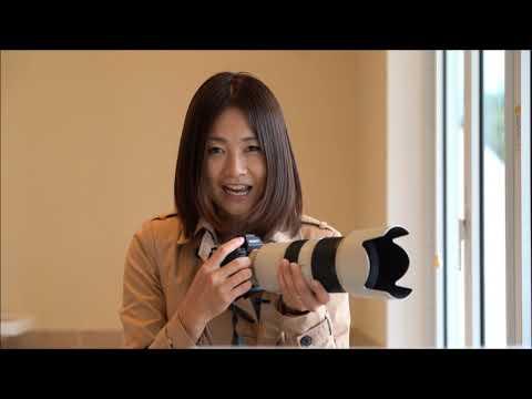 画像: 月刊カメラマン2020年2月号「ソニーα7R Ⅳでワンちゃんを撮る! 小川晃代」 youtu.be