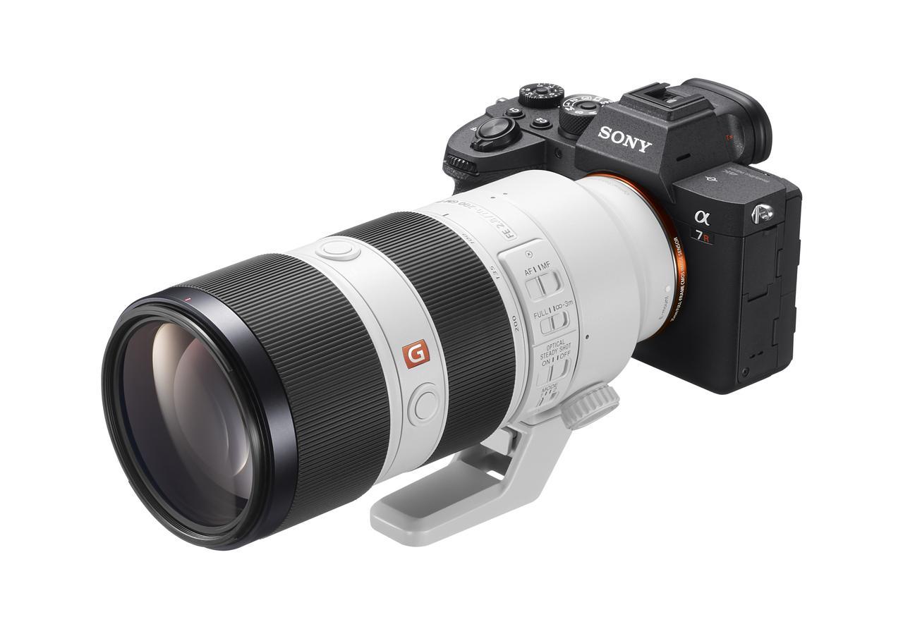 画像: 今回の撮影機材はソニーα7R Ⅳ+FE 70-200mm F2.8 GM OSS