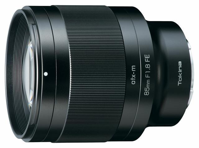画像: ミラーレスカメラ専用交換レンズの新シリーズ「atx-m」第1弾「atx-m 85mm F1.8 FE」発売 | 新製品情報 | ケンコー・トキナー