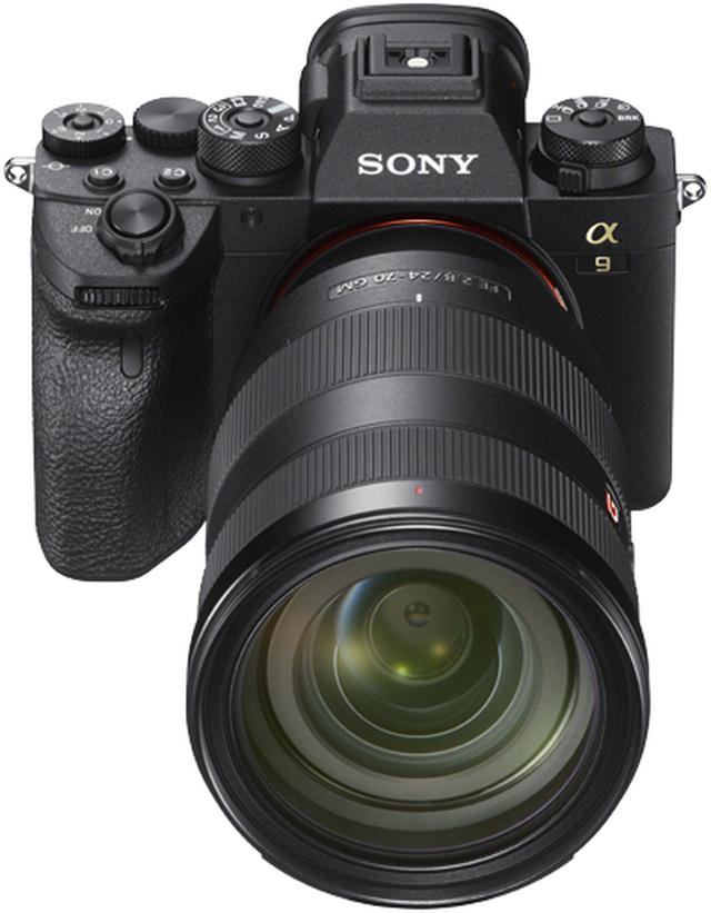 画像1: 月刊カメラマン2020年2月号第一特集「ソニーを止めるな!」。テスト機材の概要紹介記事は、このデジタル版でどうぞ!