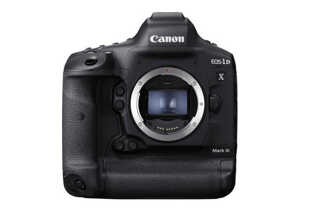 画像: キヤノン EOS-1D X Mark III、2月中旬発売予定! ついに姿を現すオリンピックイヤーのフラッグシップ機。価格は税別80万円!? - Webカメラマン