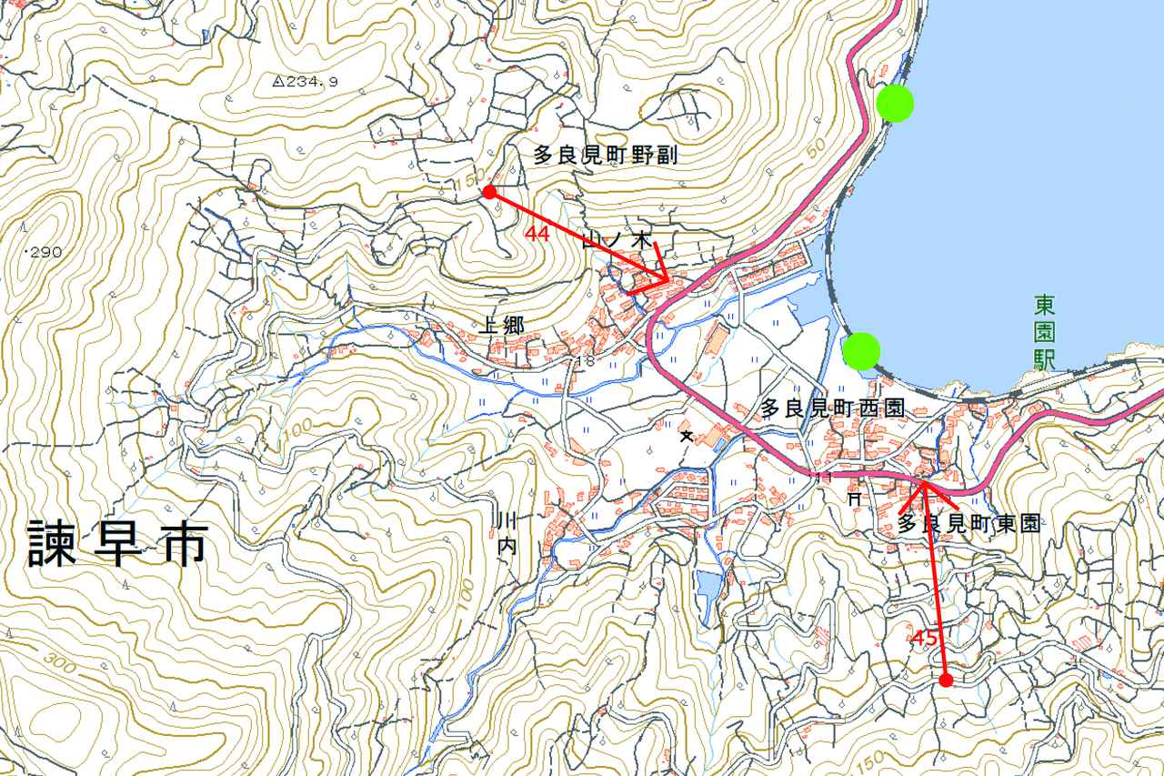 画像2: 長崎本線(東園~大草)