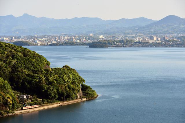 画像1: 長崎本線(東園~大草)