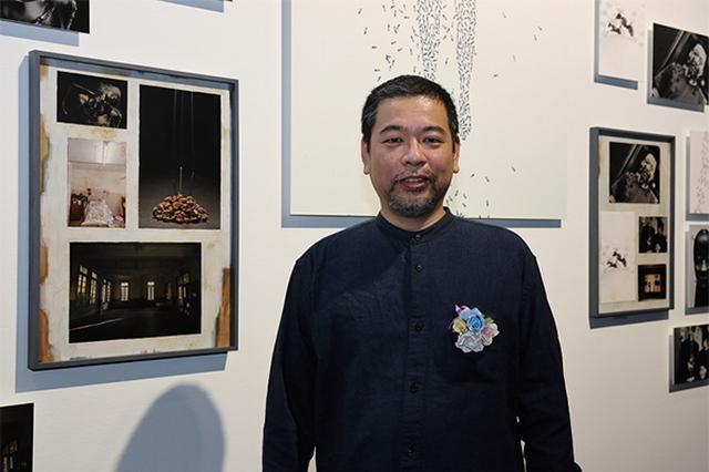 画像: ▲2019年度のグランプリ受賞者、中村智道氏。