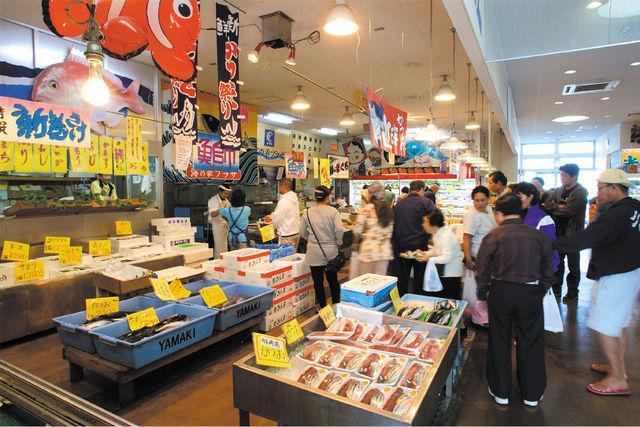 画像: 御前崎市に立ち寄った際は、海の幸も合わせて楽しみたいところ。