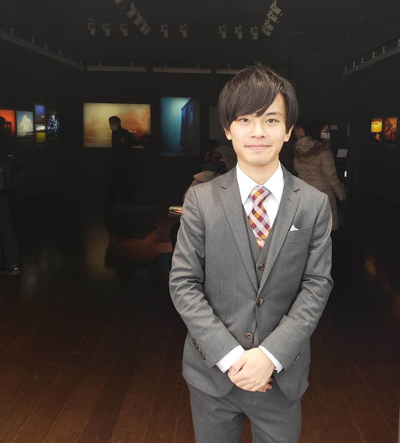 画像: 現在は、日本大学芸術学部写真学科で写真を学びながら、日本各地の鉄道写真を撮影している栗原朗さん。