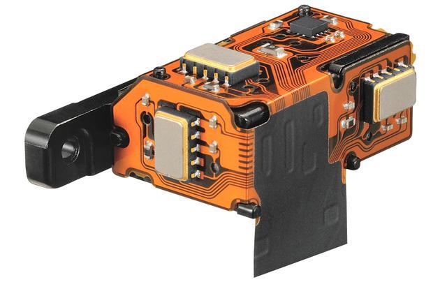 画像: E-M1Xで新開発の「世界最強」手ブレ補正を実現するジャイロセンサー