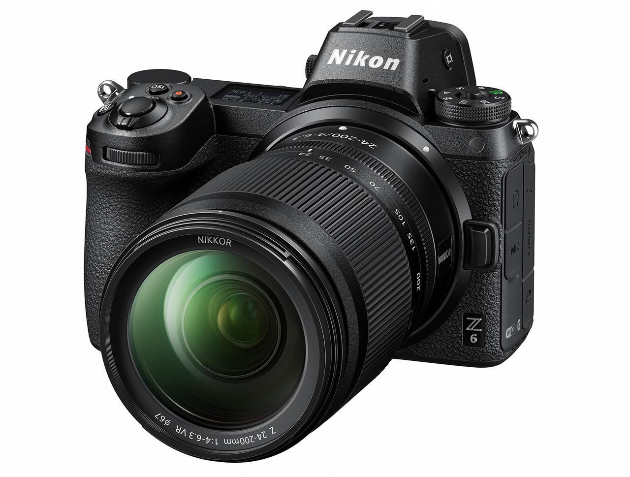 画像1: NIKKOR Z 24-200mm f4-6.3 VR