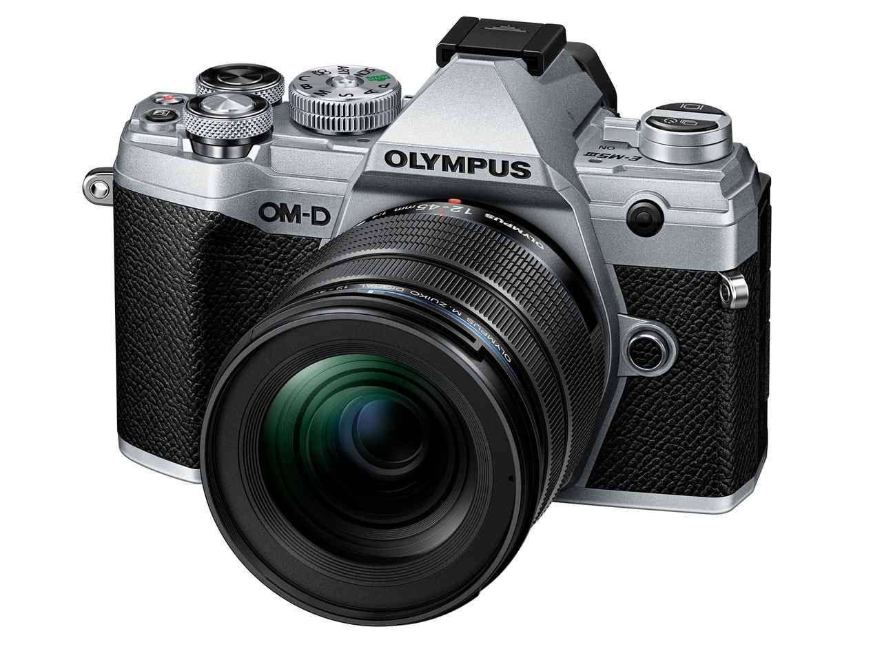 画像: OM-D E-M5 Mark IIIへの装着イメージ