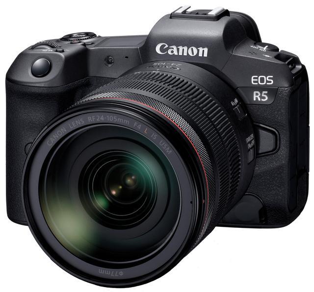 画像2: Canon EOS R5